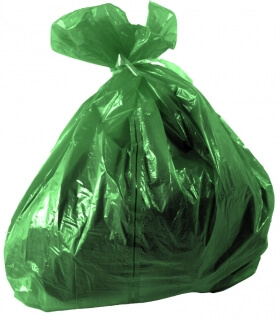 Dissolving Laundry Bags