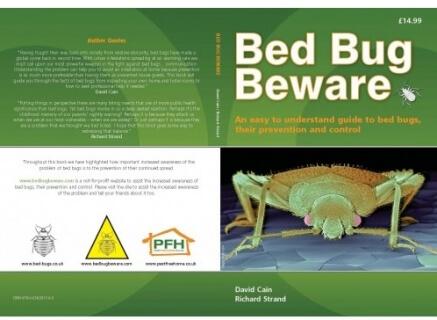 Bed Bug Beware Book