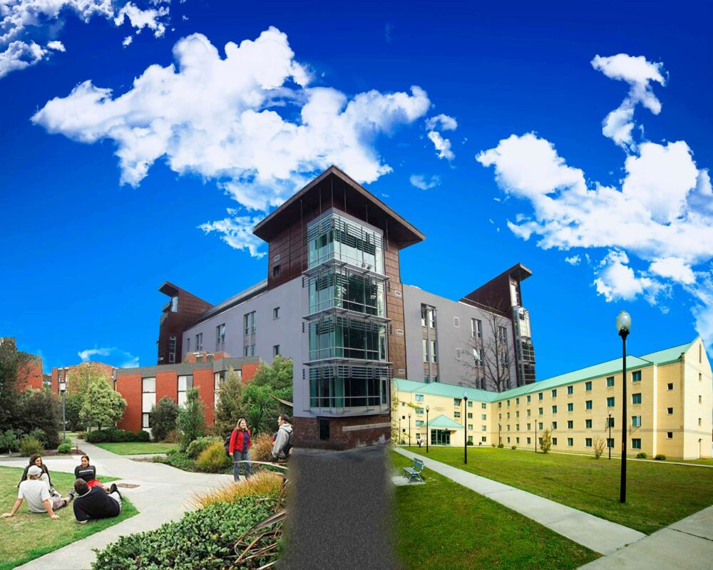 Halls of Residence and Accommodation