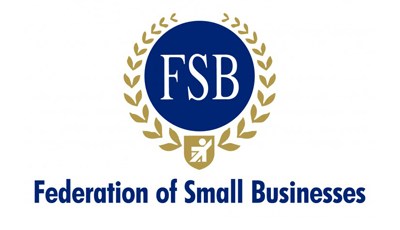 federation of small businesses affiliation logo for Bed Bugs Limited of London